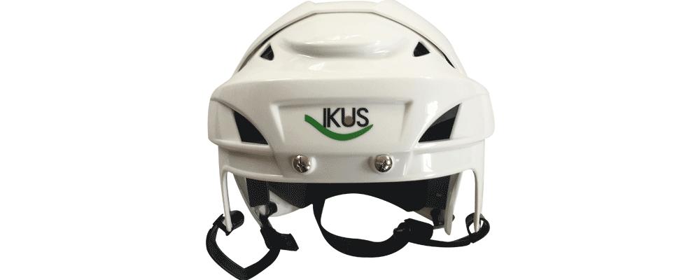 Foto de un casco para frontón IKUS